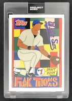 Topps Project 2020 #96 1990 Frank Thomas by Fucci w/ Box *In Hand* - PR: 22,911