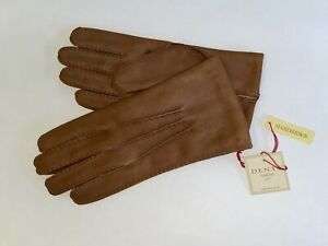 Genuine Dents leather gloves - Cashmere lined deerskin - Cambridge