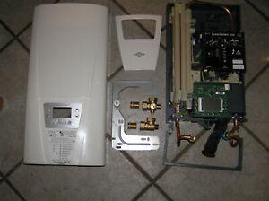 Clage DSX SERVOTRONIC MPS elektronischer Durchlauferhitzer 18-27 kW