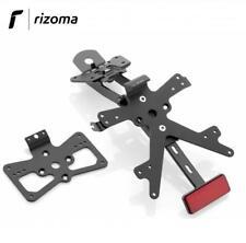 Rizoma FOX - kit portatarga regolabile con luce targa Yamaha MT10 / FZ10 2016>