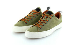 Converse Cons Star Player Ox Suede Olive Sepia Antique Gr. 42,5 / 43,5 US 9