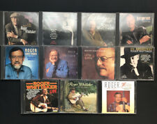 Roger Whittaker Collection Lot of 11 Audio CD's Greatest Hits & More