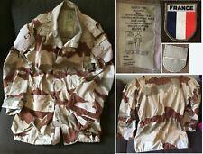 T4 S2 désert camo Daguet - Armée française - French army current combat shirt