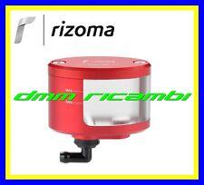 Serbatoio Olio Freno/Frizione Moto RIZOMA NEXT CT127 con attacco laterale Rosso