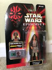 Star Wars POTF Power of the Force #84124 Adi Gallia Red Card CommTech Chip, NEW!