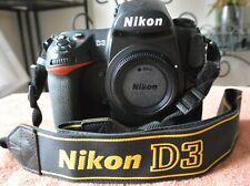 Great Nikon D3 digital camera  Full Frame digital camera US Model