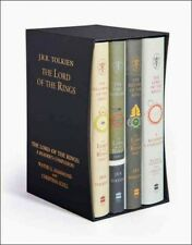Lord of the Rings Boxed Set [60th Anniversary Edition], Hardcover by Tolkien,...