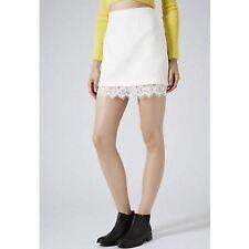 Topshop Cotton A-line Party Women's Skirts