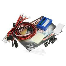 RC Car Truck 12 LED Lighting Kit Brake + Headlight + Signal Fit 2.4GHz FM PPM US