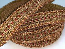 woven fabric 23mm band trim, 21 feet (7 yards) high end decorative embellishment