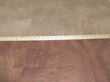 """Sapele Pommele (Figured/Quilted) wood veneer 41"""" x 69"""" with paper backer 1/40th"""""""