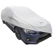 Covercraft Custom Fit Car Cover for Select Subaru Impreza Models Black Fleeced Satin FS17066F5