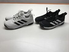 adidas Men's Game Spec Athletic Tennis Shoes - Black / White ---Pre Owned