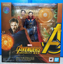 Bandai SH figuarts Doctor Strange Battle On Titan Avengers Infinity War Dispo