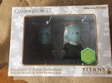 Game of Thrones - NYCC 2017- Titans Exclusive - WHITE WALKER & NIGHT KING