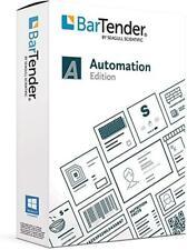 Seagull Scientific Bartender 2019 Automation Application License 2 Printers