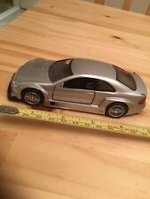 SAICO MERCEDES-BENZ CLK DTM 1/32 SCALE MODEL CAR Pull Back N Go. Very Nice Cond