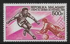 STAMPS-MALAGASY. 1974 World Cup Football-West Germany Commemorative. SG: 266