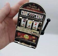 Jumbo Slot Machine Money Bank Realistic Casino Jackpot Game Stress Reliever Toy