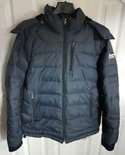 Men's Superdry Wet Scuba Dive Edition 01 Navy Blue Jacket Size Extra Large -Nice