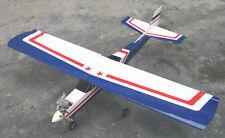 54in Aviator .25-36 Balsa Trainer Electric/Nitro Powered RC Plane ARF Kit