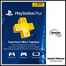 Sony PlayStation Plus 1 Year / 12 Month Membership Subscription Card USA Region