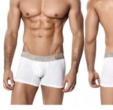 NWT Men's Clever Masculine Spinel Boxer Size Medium Color Black