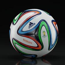 Adidas Brazuca Official Fifa World Cup 2014 Brazil Soccer Match Ball Size 5 A+