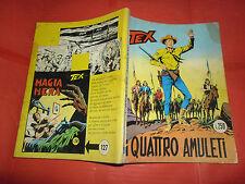 TEX GIGANTE da lire 250 in copertina N°126 d-ORIGINALE 1 edizione AUDACE BONELLI