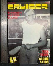 Cruiser, Sydney After Dark LGBT gay guide, vol. 1, no. 15, 1980, Australia