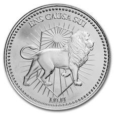 Médaille argent 1 Once John W. EX UNITAE VIRES