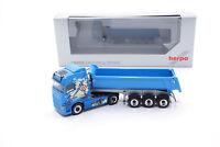 "#932318 Herpa Volvo FH Gl. Rundmulden-SZ ""BW Transporte / Avengers Truck"" - 1:87"