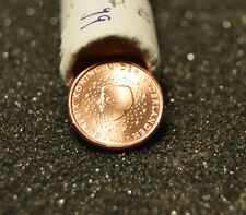 PAYS BAS 1999  : 1 pièce 1 cent de rouleau