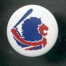 UNITED KINGDOM UK ASSOCIATION OF BASEBALL OFFICIAL OLD PIN BUTTON