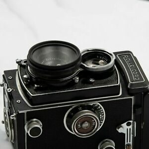 Rolleicord Bay 1 Bayonet 1 Filter Lens adapter for 49mm For Rollei/Yashica TLR