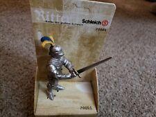 SCHLEICH # 70001 – KNIGHT WITH BIG SWORD