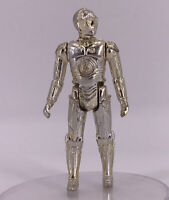 Vintage 1977 Kenner Star Wars Figures Complete Rare ANH C-3PO Droid Toy Movie