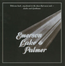 EMERSON, LAKE & PALMER Welcome Back, My Friends To The Show That Never Ends ~