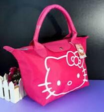 Hello Kitty Pink Zipper Bag Messenger Handbag Shoulder Tote Bag