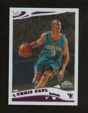 2005-06 Topps Chrome Chris Paul New Orleans Hornets RC Rookie