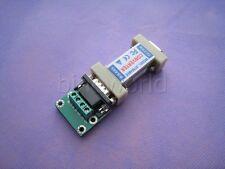 RS232 a RS485 9 Pin Adaptador Convertidor de interfaz de comunicación de datos