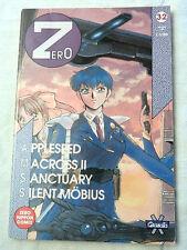ZERO Anno IV N 32 Giugno 1993 AMSS Zero Nippon Comix  Fumetto Collezione
