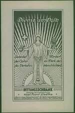El Berliner armario de rescate 1925 Berlín Sanitätswesen sistema Liedtke cronología RP