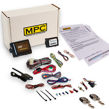 Remote Start w/Keyless Entry Ford Vehicles 2000-2010 - Complete Kit w/Bypass!
