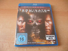 Blu Ray Terminator - Die Erlösung - 2009 - Christian Bale