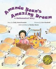 Amanda Bean's Amazing Dream (Marilyn Burns Brainy Day Books) by Neuschwander, C
