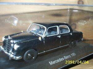 1:43 Minichamps - MERCEDES 180 1953