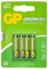 BATTERY ZINC CHLORIDE AAA 1.5V PK4 - Non-rechargeable - Batteries