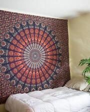 Hippie Mandala Indian Tapestry Wall Hanging Throw Gypsy Boho Dorm Tapestries