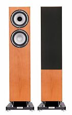 Tannoy revolution xt 6F haut-parleurs (paire) - medium oak-neuf